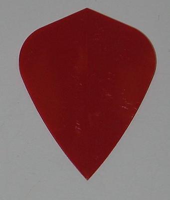 5 Sets  15 Flights    Red   Hard Kite Dart Flights
