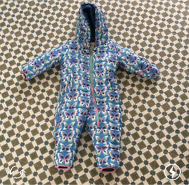 Girls HATLEY snowsuit age 2-3