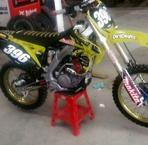 2010 fuel injected Rmz 250 deck out !!!!