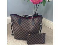 Louis Vuitton Neverfull £60