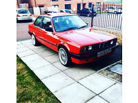 BMW E30 316i saloon immaculate condition