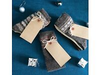 New Luxury Christmas Gift Sock Sets, Ladies & Girls Gifts Sock Sets Size 3-7