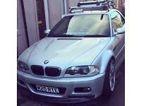 BMW 00s era (E46/e39) roof rack yakima