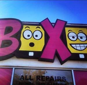 Boxo - Mobile Phone / Tablet Repairer - West Gosford Store Gosford Gosford Area Preview
