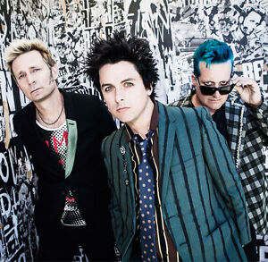 2 Green Day Tickets Bud Gardens March 19 Face Value
