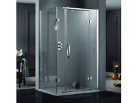Aquadart shower enclosure - 1000 x 800