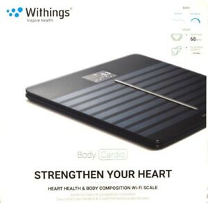Call me crazy - Withings Body Cardio Body Scale