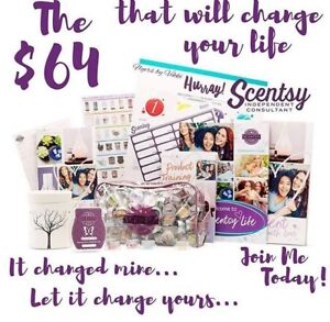 Love Scentsy? Join my team! $64!