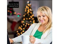 Earn with Avon for Christmas