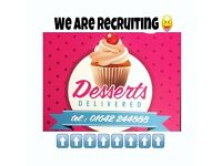 Drivers needed