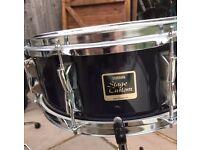 Yamaha stage custom snare drum