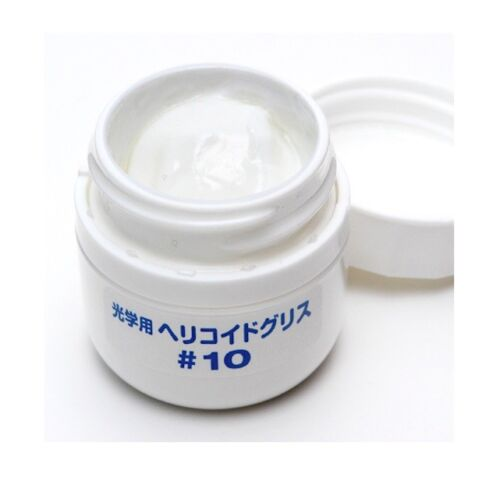 Japan Hobby Tool Helical Grease for Lenses #10 15ml. Helicoid Repair Lubricant