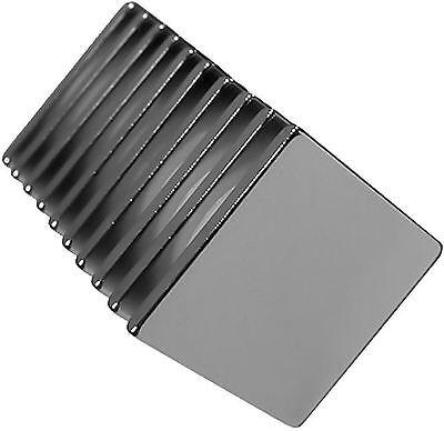 10 Neodymium Magnets 3/4 X 3/4 X 1/16 Inch Block N48