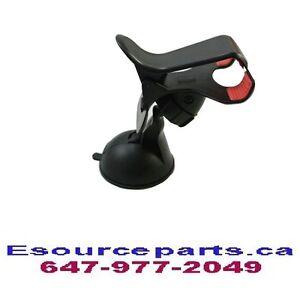 Car Clip Universal Grip Auto Cell Phone Holder - Black- $9.99