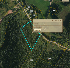 4.5 Acres Waterford Road Poley Mountain Sussex