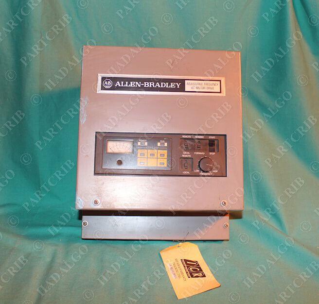 Allen Bradley 1332-AAB Frequency Drive Motor Ser.A NEW