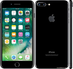 HOLIDAY GIFT! iPhone 7 Plus 256GB Black - TOP SPEC