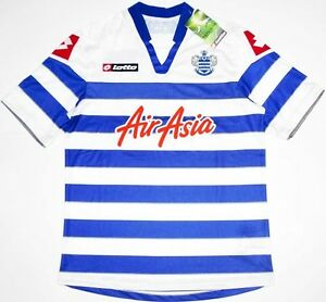 12-13-QPR-Home-Football-Shirt-Soccer-Jersey-Top-Queens-Park-Rangers-England