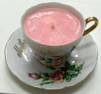 FREE... CANDLE MAKING DEMONSTRATION - (O3) 5463...5055