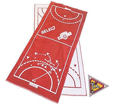 Select Handtuch/Duschtuch Handball Taktik NEU