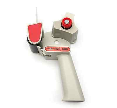 2inch Gun Type Box Sealing Tape Dispenser Carton Packaging Cutter