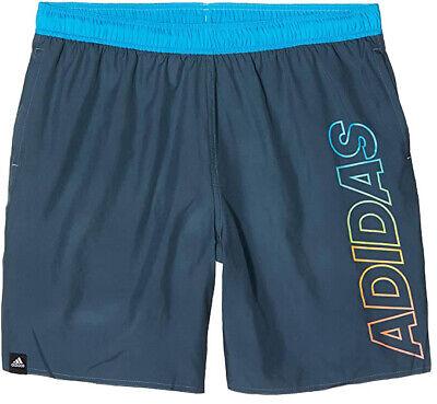 ADIDAS Linear LIN CLX Badeshorts Badehose Shorts Gr. S / 46 / 164-176 NEU
