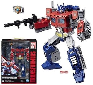 TRANSFORMERS GENERATIONS POWER OF THE PRIMES OPTIMUS PRIME