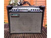 Vintage Laney Linebacker 50watt Guitar amp