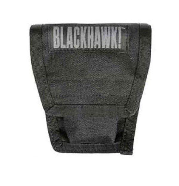BLACKHAWK Nylon Handcuff Case Double Cuff Pouch OD Green VNM 37CL56OD
