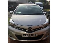 Toyota Yaris 1.4 D-4D Icon+ (Smart pack) 5dr