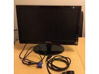 "samsung monitor 20"" syncmaster P2050."