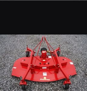 "72"" 3 Point Hitch Finishing Mower Kubota"