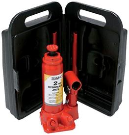 2 tonne hydraulic bottle jack include lofty rubber premium pad