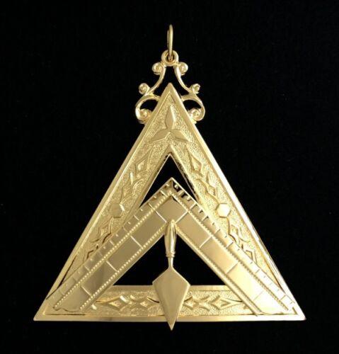 Royal & Select Master Council Illustrious Master Collar Jewel (RSM-1)