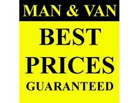 MAN AND VAN LONG DISTANCE HOUSE FLAT STUDENT MOVES CHEAP REMOVALS SINGLE ITEMS WIRRAL UK
