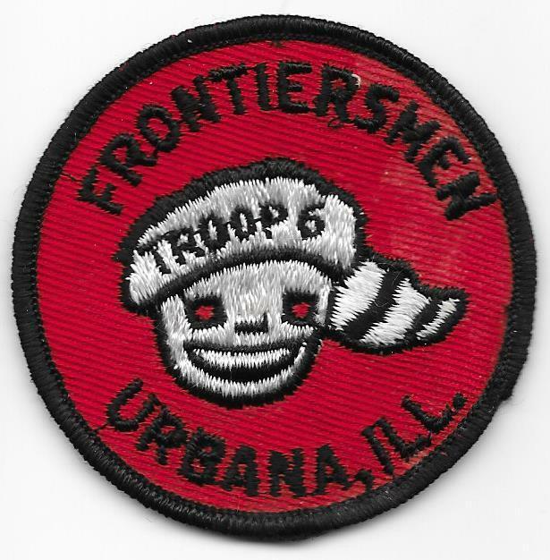 Urbana Illinois Prairielands Council Troop 6 Boy Scouts of America BSA