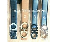 Mens Ferragamo Belt Versace Available Lv £25