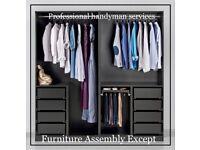 furniture Assembly flat pack IKEA Argos All brands Handyman service