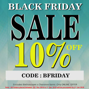 Black Friday 10% Discount Deal on Scrubs, Chef, and Work Wear