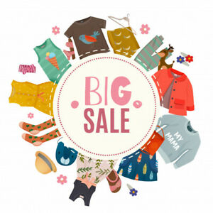ONLINE GARAGE SALE WITH KIDS AND MISC. ITEMS PRICED TO SELL!