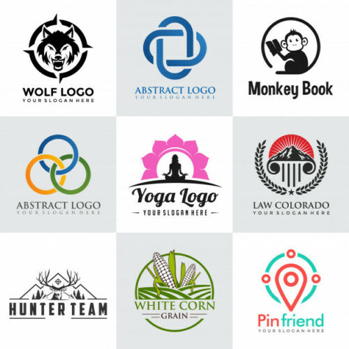 Minimalist Logo Design Service
