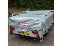 Trigano oceane 315 trailer tent
