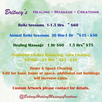 Holistic Healing Services & Massage
