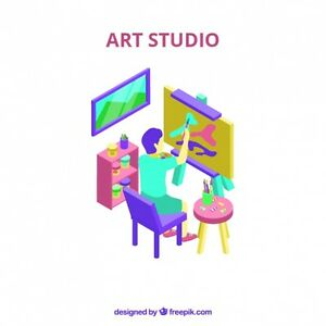 Looking for an art studio space to rent in Sarnia - London area