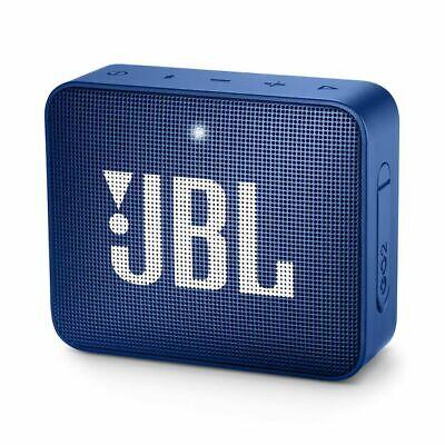 JBL GO2 Portable Bluetooth Wireless Speaker Go 2 Deep Sea Blue NEW