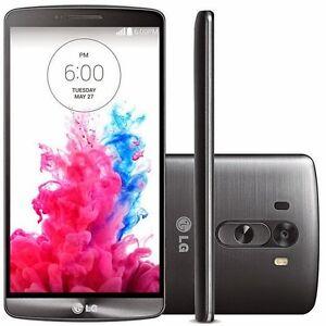 LIKE NEW UNLOCKED LG G3 32G HD LTE - Rogers/Fido/Telus/Bell
