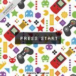 Press+Start