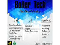 Boiler Tech ,gas installs ,oil,gas,boiler repair , service, all areas.