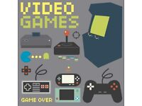 used games consoles wanted for cash!!!