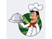 CHEFS REQUIRED + KP-CLEANERS EXCITING OPPORTUNITY TO JOIN AN ESTABLISHED RESTAURANT IN TOWN CENTRE !
